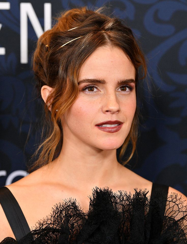 35 Stunning Medium Brown Hair Colors For Every Skin Tone In 2020 Emma Watson Hair Emma Watson Hair Color Hair Styles