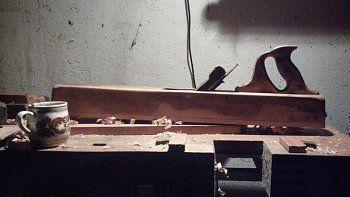 Život a práce se dřevem