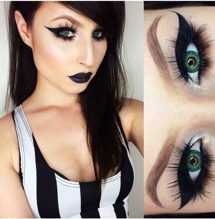Fierce Makeup!