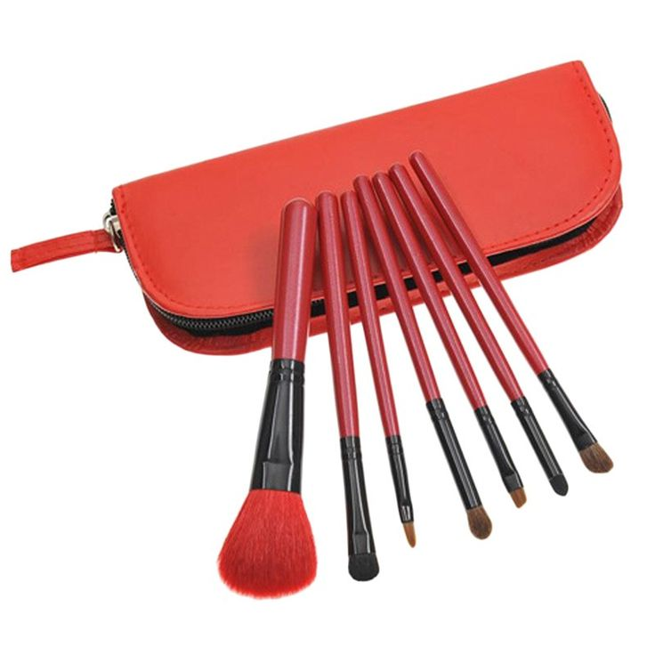 Deluxe Charcoal Antibacterial Brush Set by Sephora Collection #20