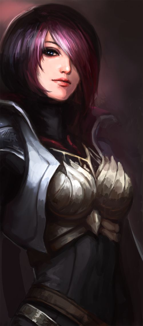Gorgeous Fiora (who, to me, is a pretty Yi).