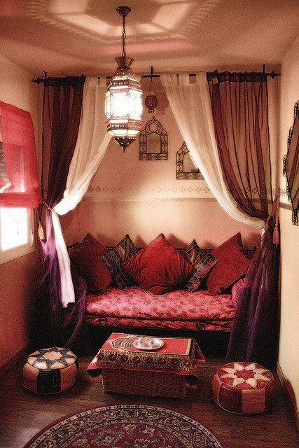rosa orientalisches Wohnzimmer                                                                                                                                                      Mehr