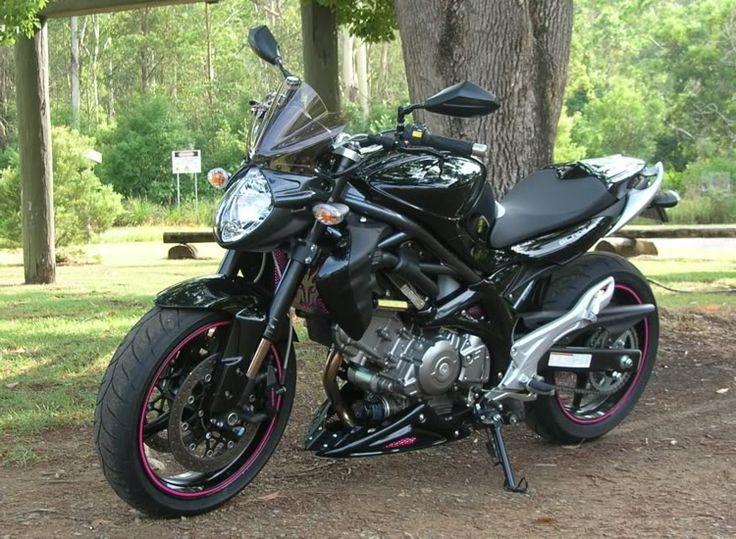 SV rider's bikes - Page 102 - Suzuki SV650 Forum: SV650, SV1000, Gladius Forums