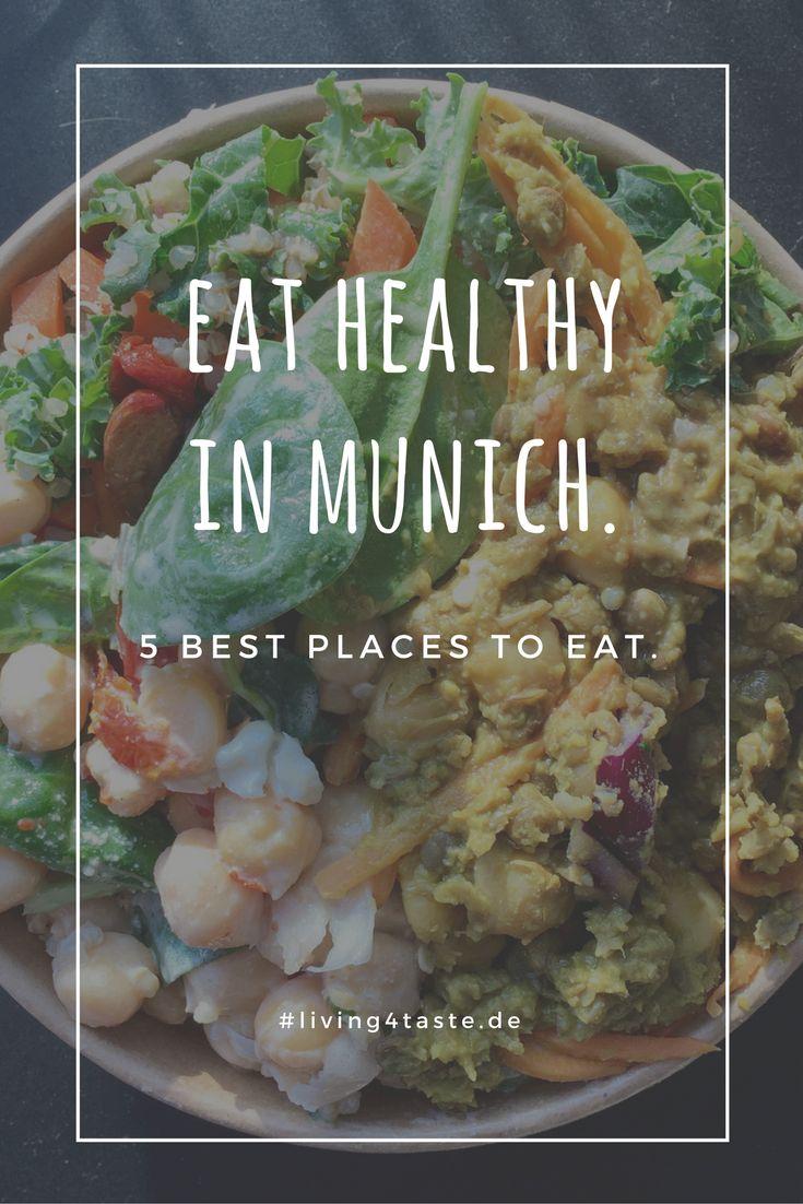 Wir haben viele Cafés und Restaurant ausgetestet in denen es auch jede Menge gesundes Essen gibt, das ist natürlich auch richtig lecker! Egal ob vegan, biologisch, oder exquisit...