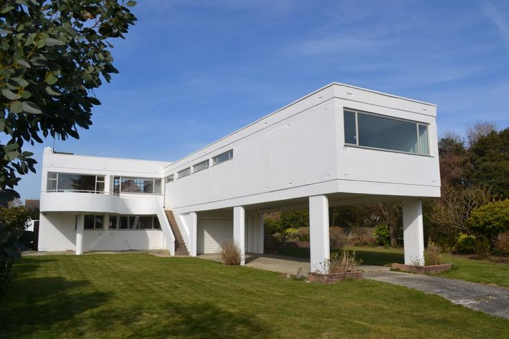 Sea Lane House, East Preston, West Sussex UK (1936) | Marcel Breuer | The Modern House