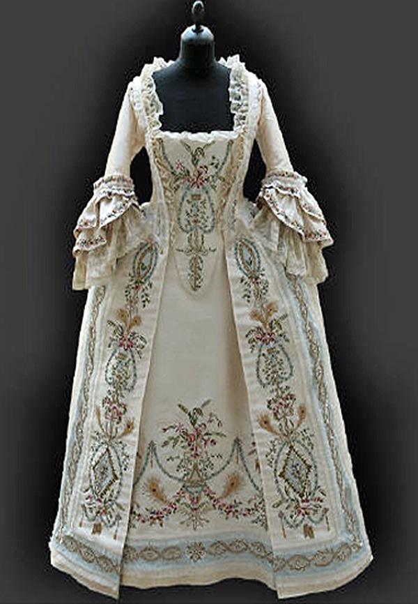 My Robe Paree, 2007 | ~1780s Fashion~