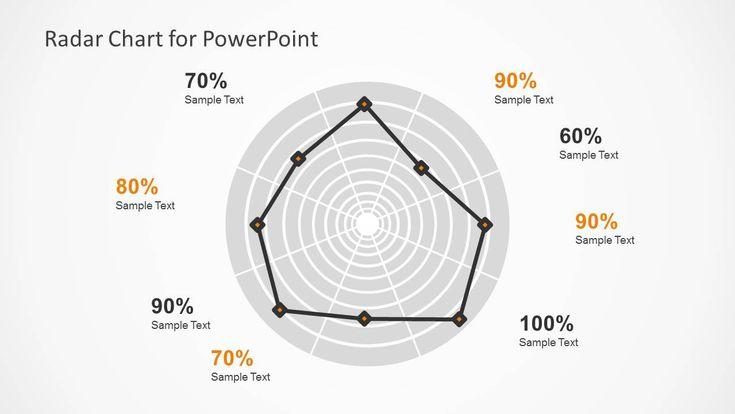 spider diagram powerpoint template | powerpoints | pinterest, Modern powerpoint