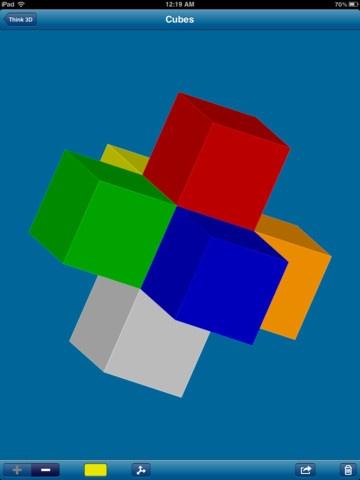 Think 3D - Verken en test jouw ruimtelijk inzicht.