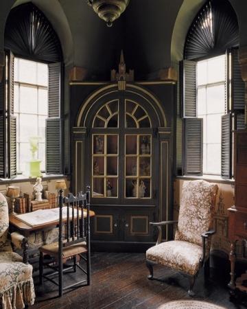 Chapel Chamber Aka The Paul Revere Room At Beuaport, The Sleeper McCann  House.