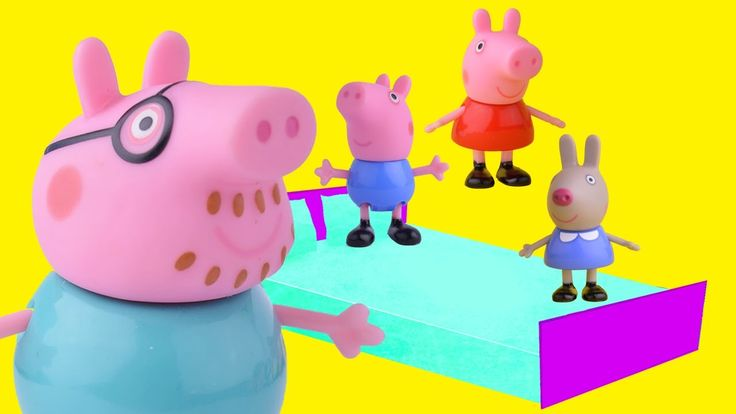 Five Little Pigs Jumping on the Bed Nursery Rhymes Lyrics Daddy Finger Family Share this video: https://www.youtube.com/watch?v=ZfK3zV_uikw Subscribe now for...