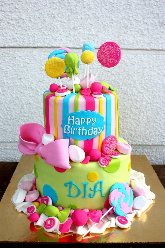 190 best Cakes Candy images on Pinterest Biscuits Birthday