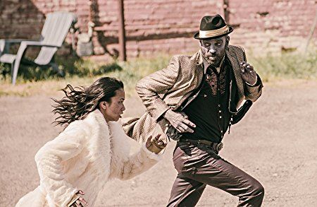 Keith Allan and Pisay Pao in Z Nation (2014)