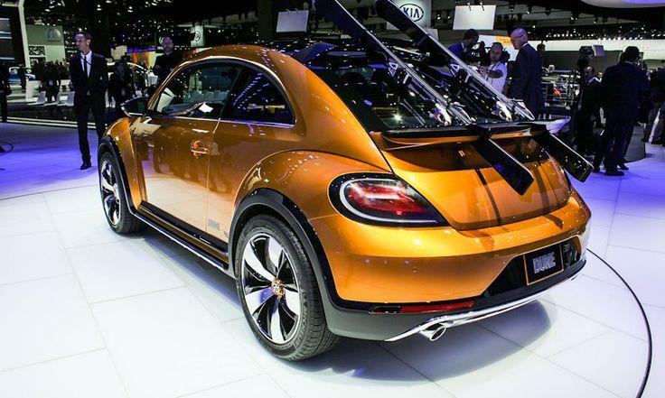 Beetle Dune at 2014 Detroit Auto Show!
