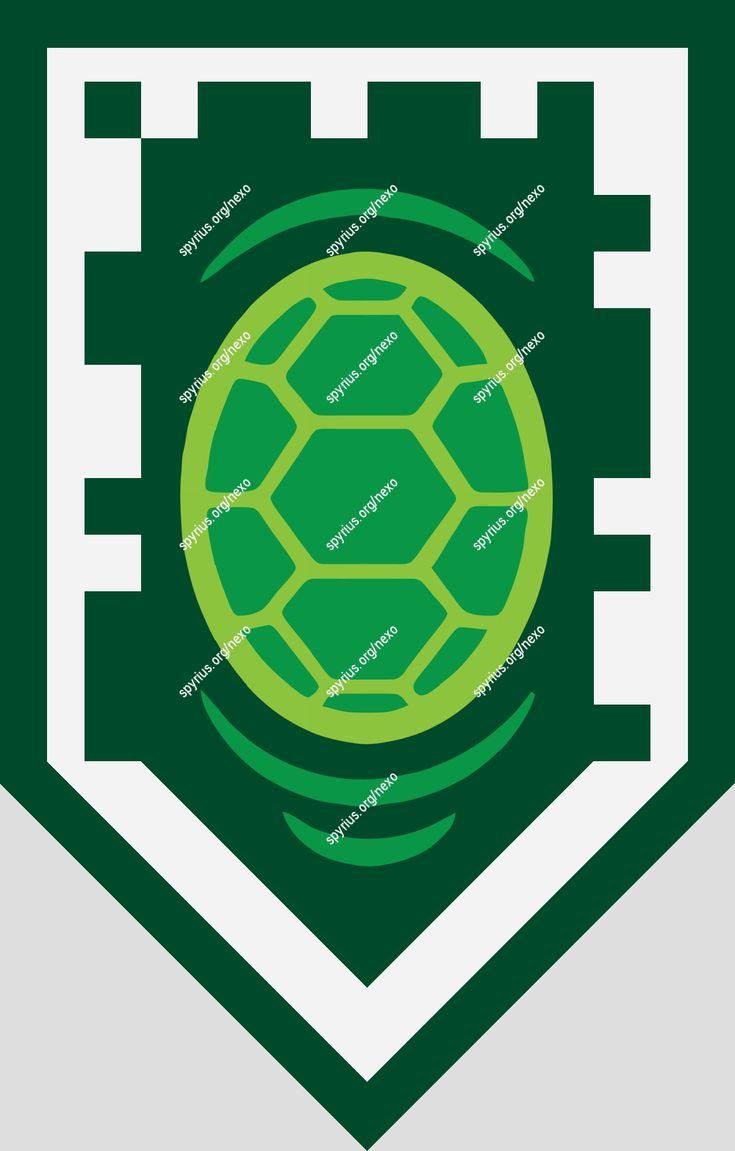 131 - Schildpadschild