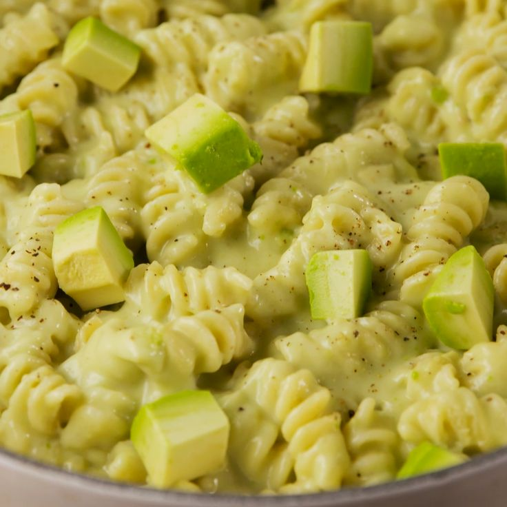 Avocado Mac & Cheese