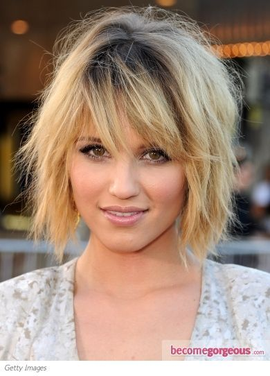 dianna agron hair hartruse - photo #19