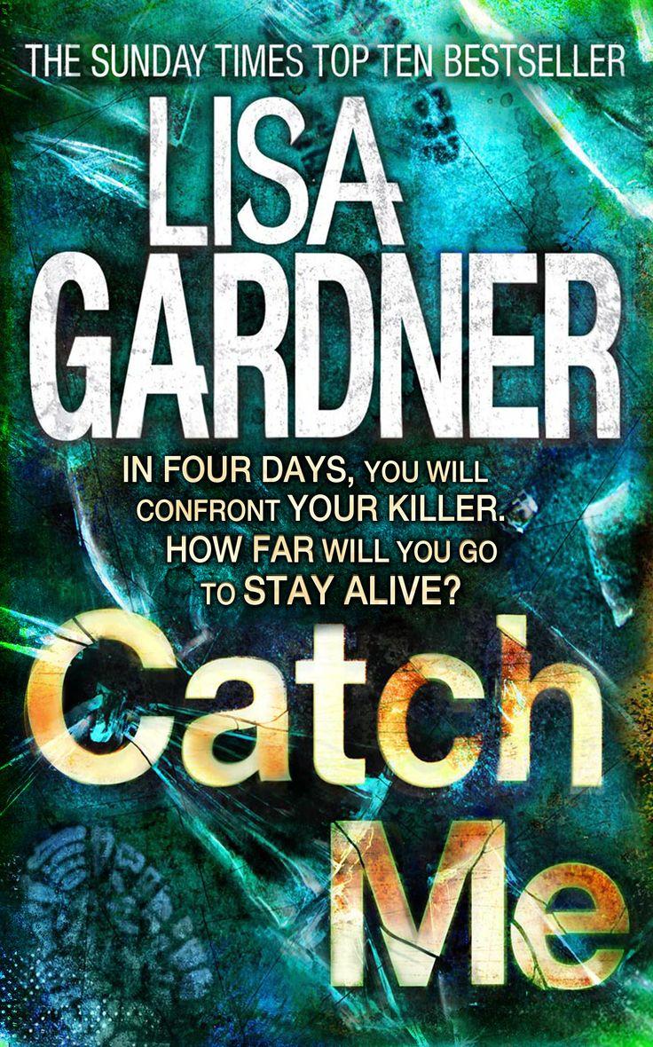 Lisa Gardner Book Images  Lisa Gardner Suggests An Unusual New Year's  Resolution  Tesco Books
