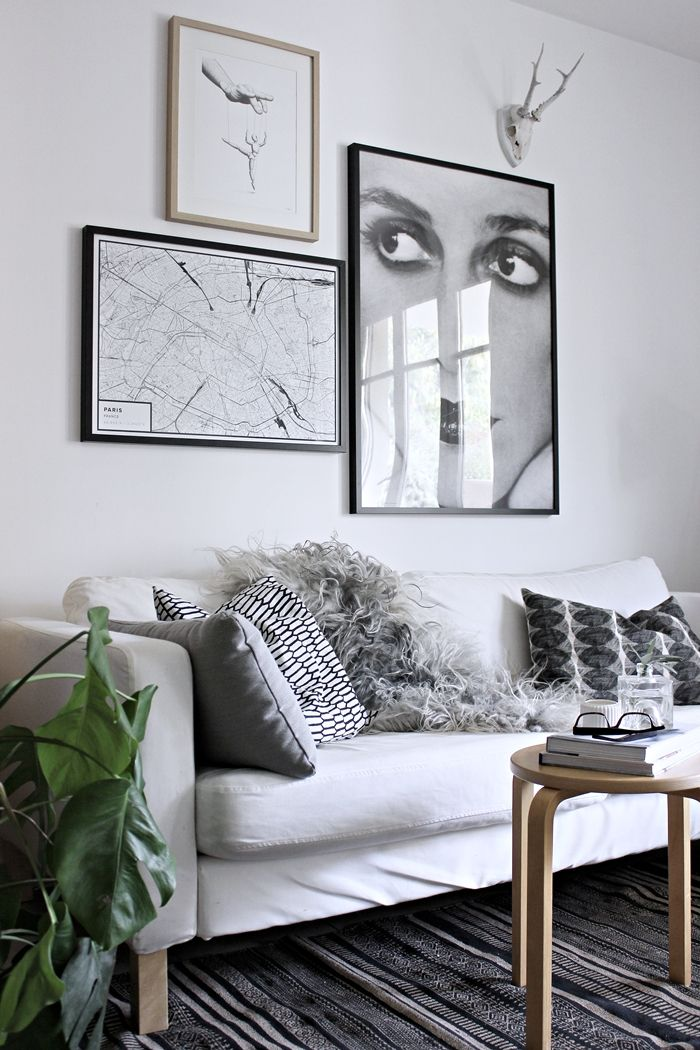 La Maison d'Anna G.: Create your own map poster with Mapiful