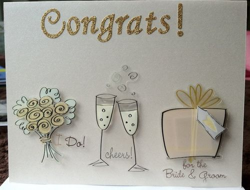17 Best ideas about Wedding Congratulations Card – Funny Wedding Wishes Cards