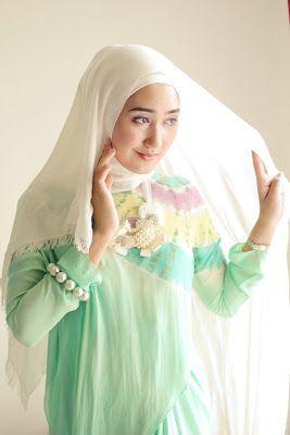 Hijab Tutorial | The Ramadhan Rose Hijab Style