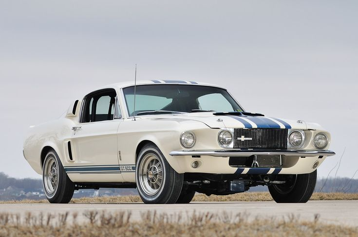 One-Off 1967 Shelby GT500 Super Snake Sells For $1.3 Million