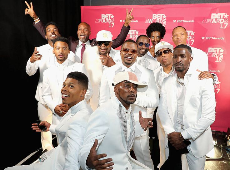 New Edition, 2017 BET Awards