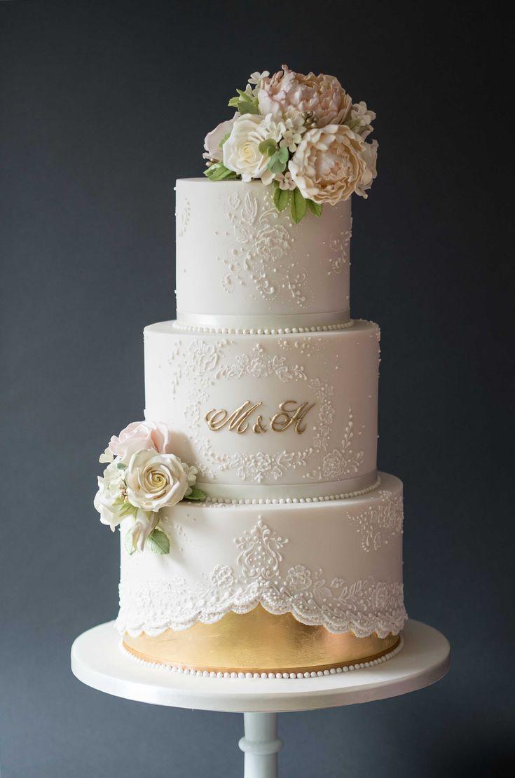 Folgen Sie uns auf Twitter und im FACEBOOK @ SIGNATURE BRIDE MAGAZIN   – Lovely cakes