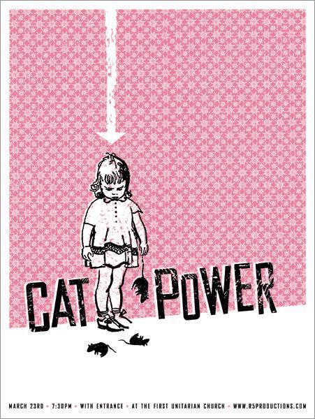 Cat Power by Sleevestar