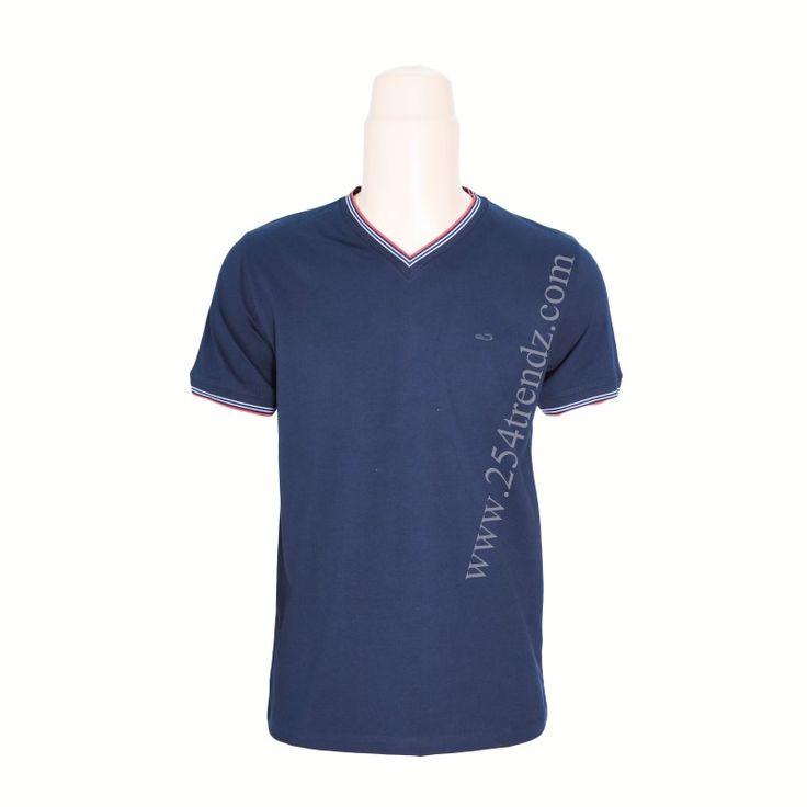 Black Polo T-Shirt at Kshs.2500