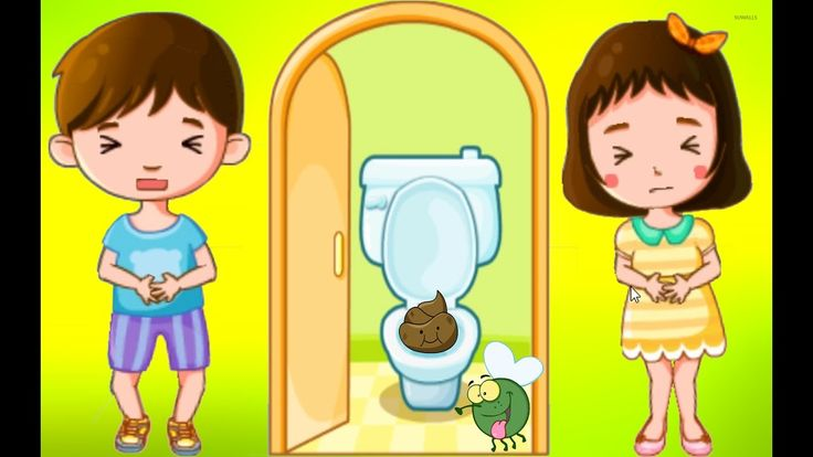 Learn Colors Toilet Dress up Games Gender Difference Educational Game Fo...