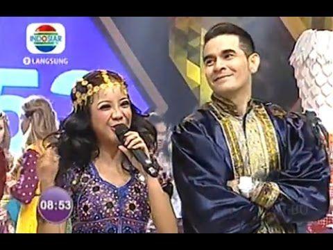 Lia D'Academy & Fitri Karlina iringi Duel Dapur Terong @ D'T3rong Show 9...