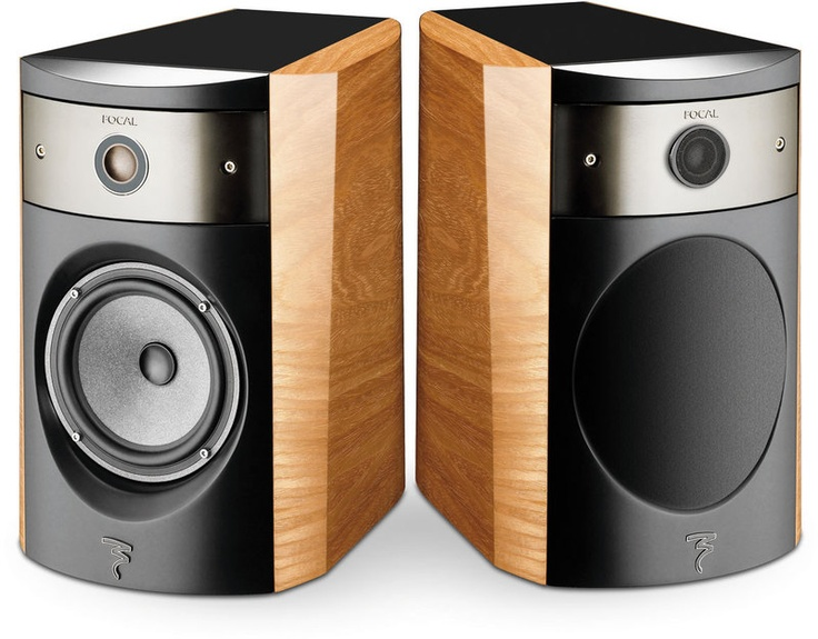 focal electra bookshelf speakers
