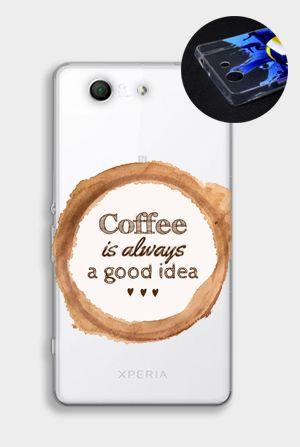 Coffee is always a good idea;)