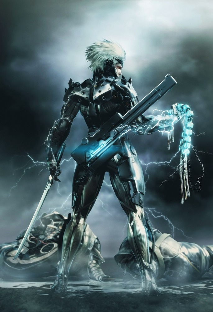 Metal Gear Solid: Raiden