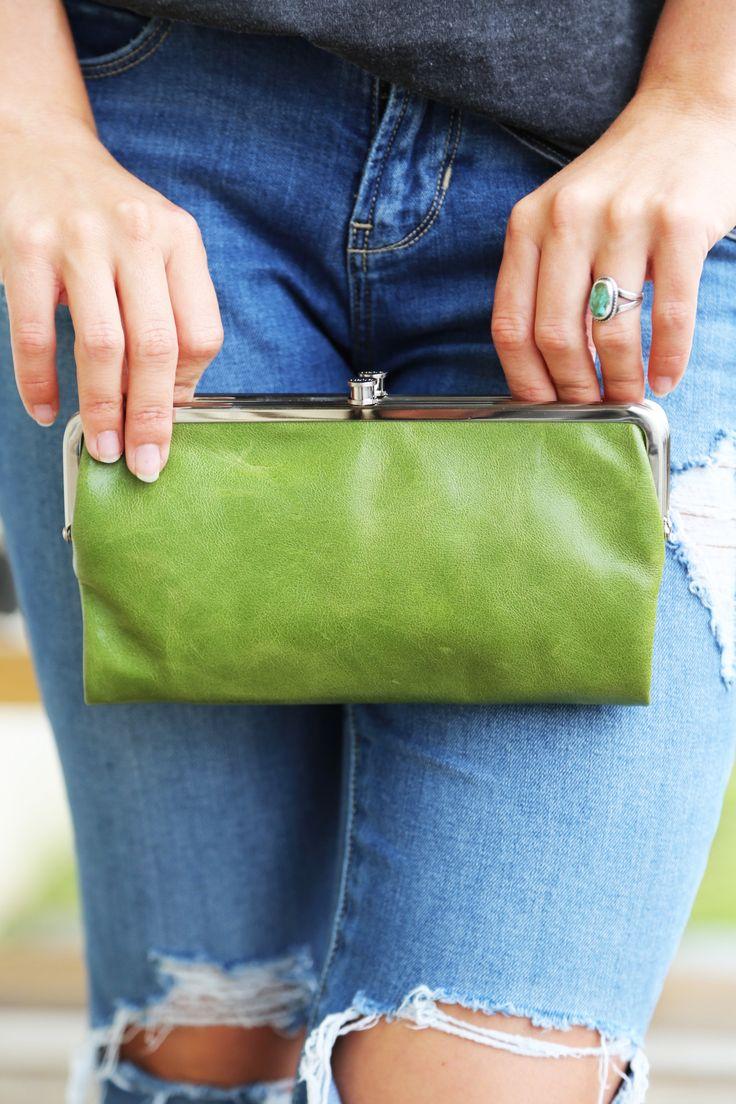 Kiwi Hobo Wallet