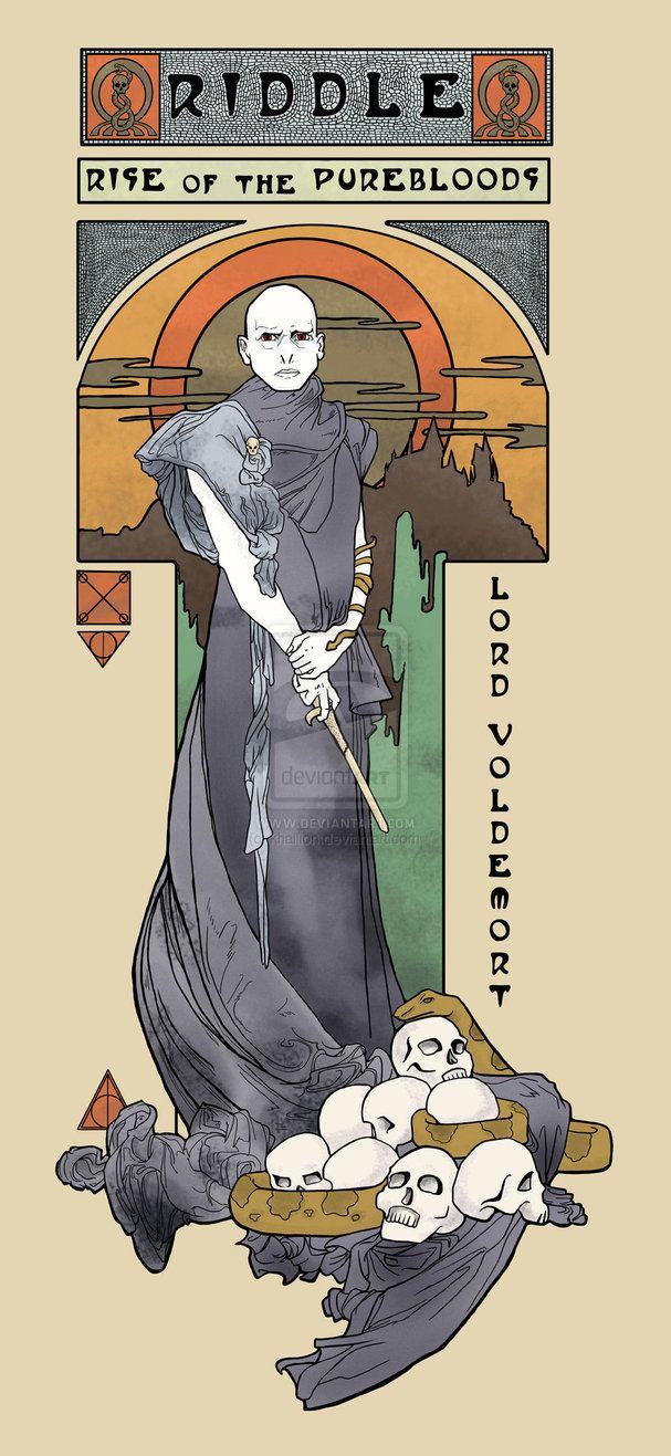 Rise of the Purebloods by *khallion on deviantART