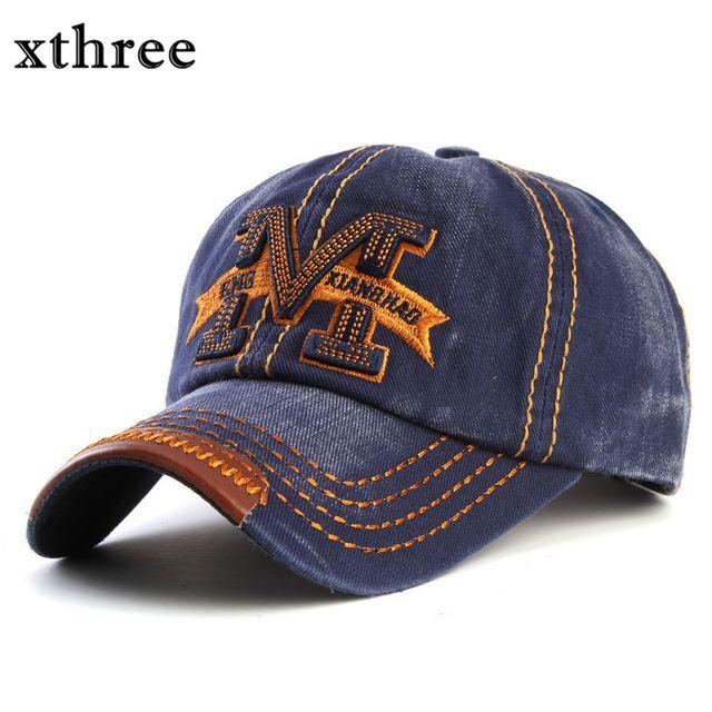 1xthree cap marca hueso presa puesta de sol gorras de béisbol del hip hop tapa sombrero sombreros para hombres y mujeres