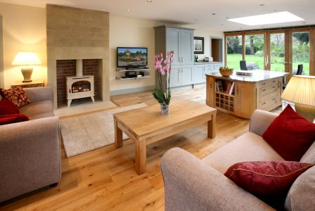 The Gate Lodge, Cheviot Holiday Cottages, Northumberland
