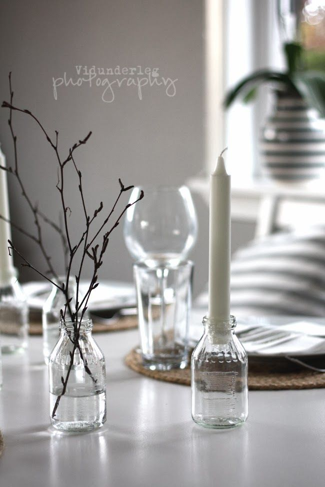Vidunderleg: Tablesetting