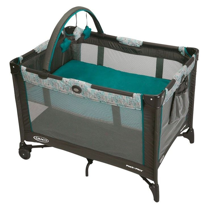 Graco Pack 'n Play Playard On The Go - Smarties