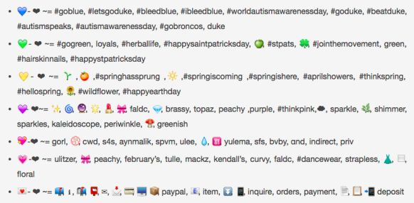 What The Different Emoji Hearts Of Instagram Mean Blue Heart Emoji Meaning Blue Heart Emoji World Autism Awareness Day