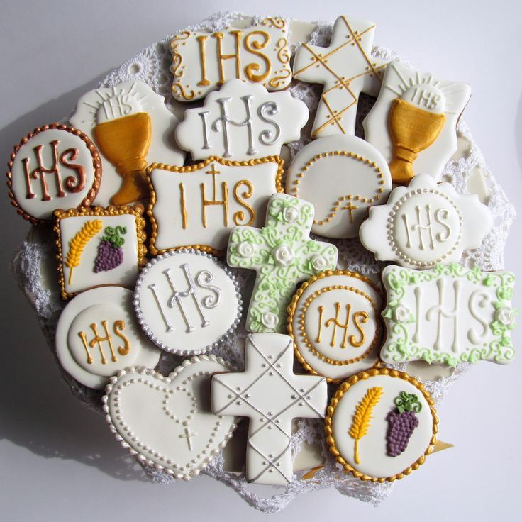 Image result for first communion cookies ideas