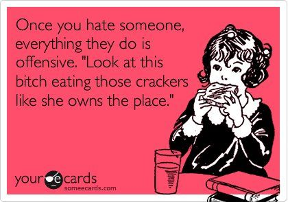 so true: I M Guilty, God Haha, Too Funny, So True, True Repin By Pinterest, Bitch Eating, Eating Crackers