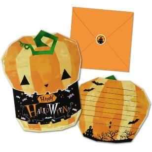 Halloween Jack-O'-Lantern Card Set,Craft Cards,Card,Halloween,pumpkin,confectionery,Pumpkin ,Mechanism,bat