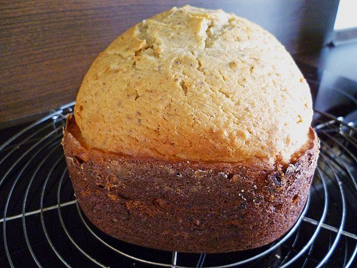 Napfkuchen (Rührkuchen) mit Quark für den Brotbackautomaten 2