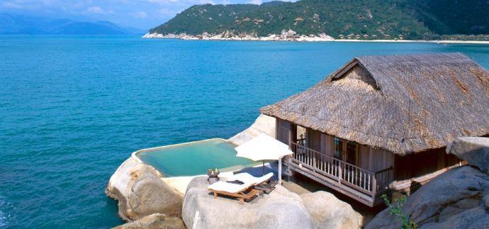 du lịch Nha Trang, đến Nha Trang ở đâu, khu nghỉ dưỡng ở Nha Trang, Resort ở Nha Trang, Six Senses Ninh Vân Bay, Resort hàng đầu Việt Nam 1