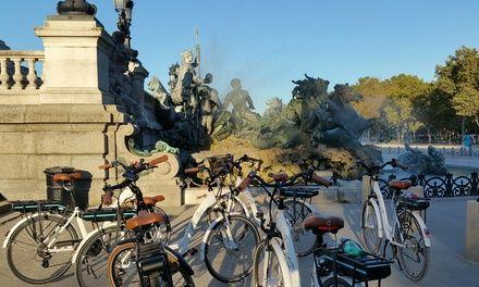 Bordeaux E Bike by Bordeaux Event à Bordeaux : Visite de Bordeaux à vélo: #BORDEAUX 27.90€ au lieu de 50.00€ (44% de réduction)