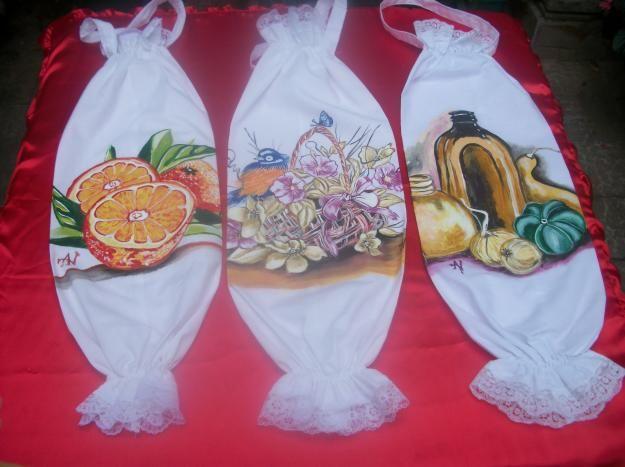 440 best images about pintura textil on pinterest natal - Como pintar sobre tela ...