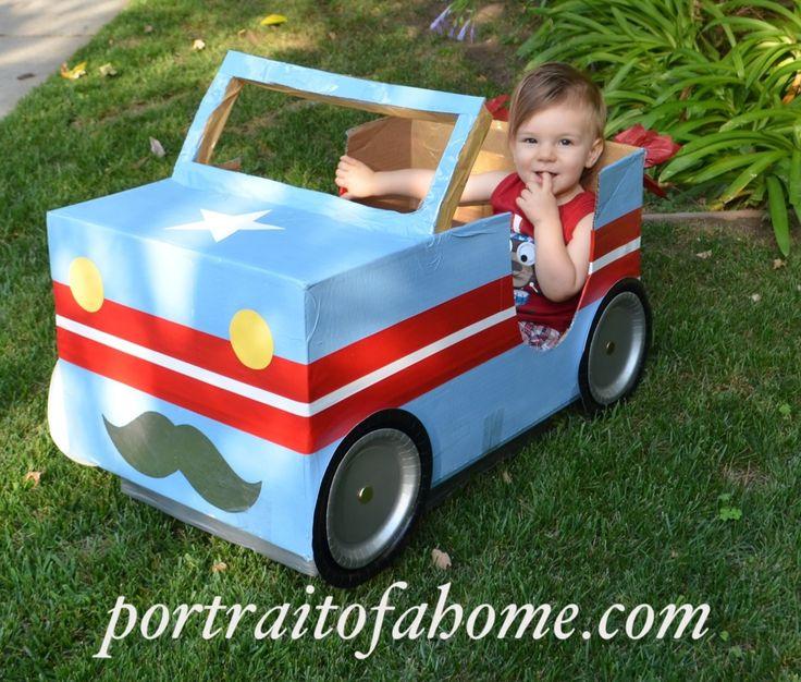 The 25 Best Cardboard Car Ideas On Pinterest Cardboard