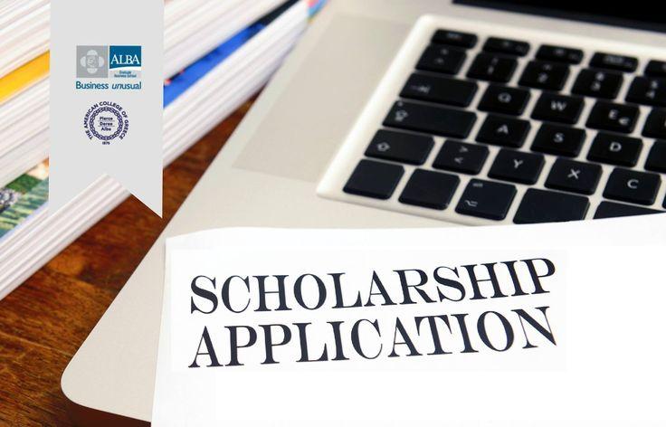 Δύο Υποτροφίες από το #ALBA Graduate #Business #School με την υποστήριξη του Ομίλου ΕΛΛΗΝΙΚΑ ΠΕΤΡΕΛΑΙΑ  Το ALBA Graduate Business School at The #American #College of #Greece με την υποστήριξη του Ομίλου #ΕΛΛΗΝΙΚΑ #ΠΕΤΡΕΛΑΙΑ, προκηρύσσει δύο πλήρεις #υποτροφίες για Μεταπτυχιακές Σπουδές. #Look4Studies  #Scholarships